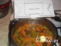Приготовление томатного супа с беконом: шаг 8