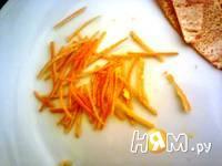 Приготовление компота из апельсинов: шаг 3