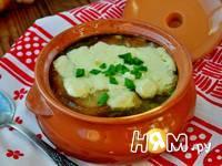 Приготовление лукового супа: шаг 8