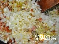 Приготовление кинотто с креветочным соусом: шаг 5