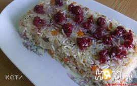 Рис на десерт
