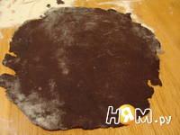Приготовление торта из черемуховой муки : шаг 6