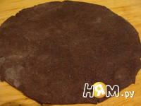 Приготовление торта из черемуховой муки : шаг 7