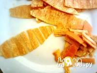 Приготовление апельсиновых цукатов: шаг 3