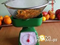 Приготовление апельсиновых цукатов: шаг 5
