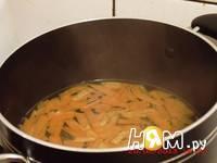 Приготовление апельсиновых цукатов: шаг 7