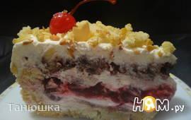 """Торт """"Wild Cherry"""""""