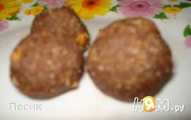 Пирожное «Картошка» заварное