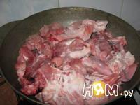 Приготовление кролика тушеного в духовке: шаг 1