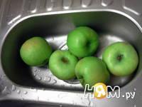 Приготовление запеканки из тыквы и яблок: шаг 6