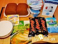 Приготовление сырного торта: шаг 1