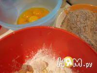 Приготовление торта Корона: шаг 4