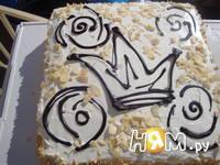 Приготовление торта Корона: шаг 27