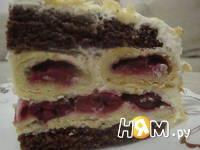 Приготовление торта Корона: шаг 28