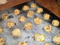 Приготовление овсяного печенья с сухофруктами: шаг 8