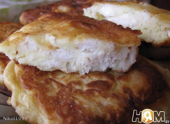 Рецепт Рубленые котлеты из куриного филе без лука