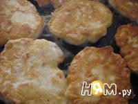 Приготовление рубленых котлет из куриного филе: шаг 7