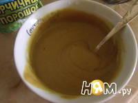 Приготовление горчицы на молоке: шаг 2