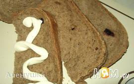 Ржаной хлеб с сушеной клюквой