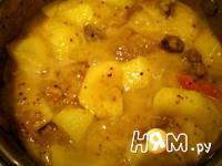 Приготовление свинины в яблочно-сметанном соусе: шаг 9