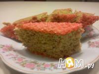Приготовление вафельного торт со сгущенкой: шаг 9
