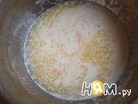 Приготовление пирожков с капустой и мясом: шаг 1