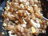 Приготовление пирожков с капустой и мясом: шаг 6