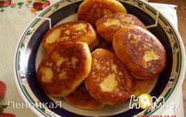 Картофельные оладики