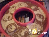 Приготовление шоколадно-апельсинового кекса: шаг 11