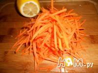 Приготовление салата Щетка: шаг 2