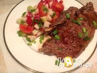 Приготовление стейк с бальзамическим соусом: шаг 8