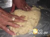 Приготовление алжирского домашнего хлеба: шаг 11
