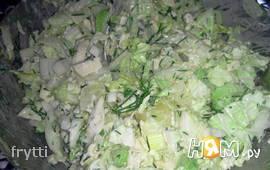Женский салат