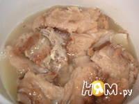 Приготовление скумбрии тушенной в соусе: шаг 4