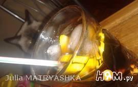 Коктейль мартини с колой