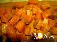 Приготовление сибаса запеченного в духовке: шаг 4