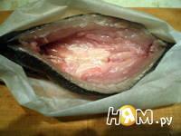 Приготовление сибаса запеченного в духовке: шаг 14