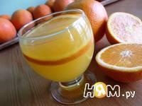 Приготовление апельсинового фреша: шаг 6