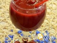 Приготовление ягодного смузи: шаг 3
