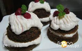 Десерт за три минуты (в микроволновке)