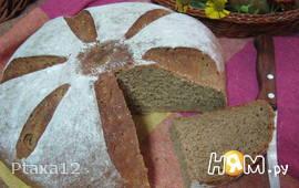 Хлеб пшенично-ржаной на солоде