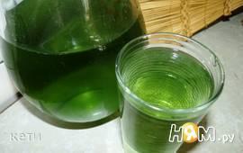 Лимонад  тархуновый  (эстрагоновый)