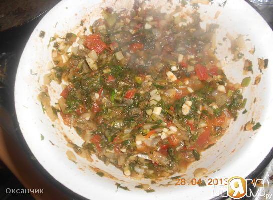 Легкий соус к рыбе и мясу