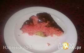 """Пирог на киселе """"Розовый"""""""
