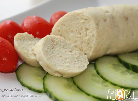 Рыбная сарделька (колбаска)