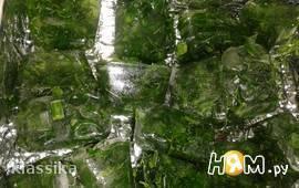 Кубики зелени