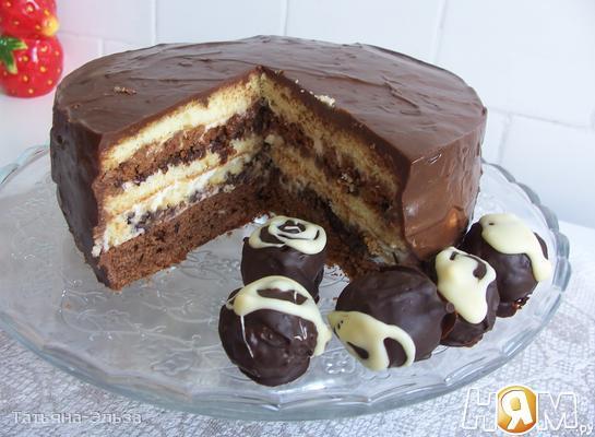 "Торт ""Танюшка"""