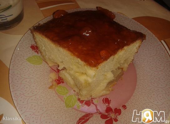Рецепт Швабский яблочный пирог