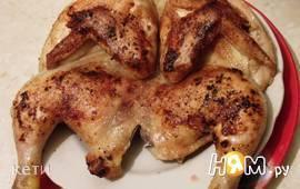 Цыпленок - табака