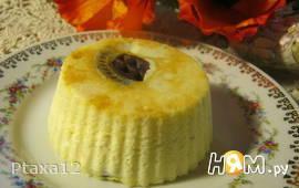 Творожное пирожное-чизкейк